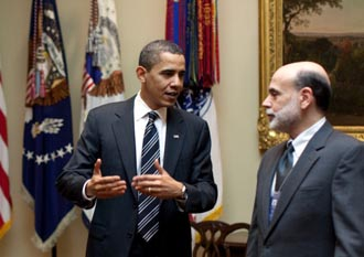 Bernanke-Obama