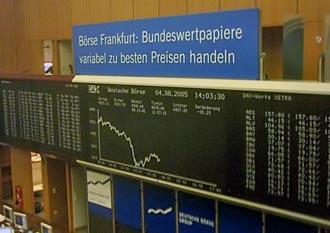 Após cair 40% no ano, Deutsche Bank sobe mais de 10% e reduz receio com bancos europeus